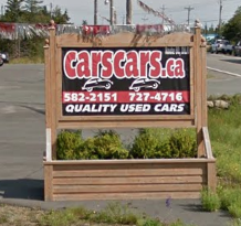 CARSCARS.ca Sign